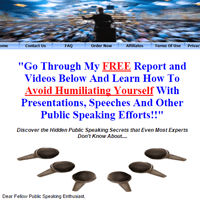 Colossal Public Speaking