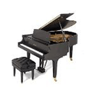 Concert pitch piano