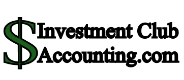 Investment Club Accounting