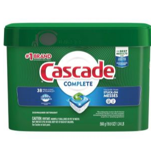 10% Off On Cascade Complete Actionpacs, Dishwasher