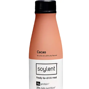 Save 10% On Soylent Meal Replacement Drink, Cacao, 14 Oz Bottles
