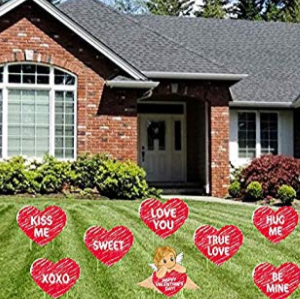 Grab 5% Off On Tifeson Valentine's Day Walkway Decorations
